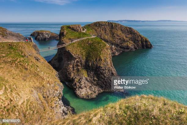 uk, northern ireland, exterior - county antrim stock pictures, royalty-free photos & images