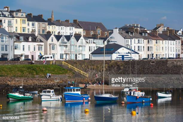 uk, northern ireland, exterior - portrush stock pictures, royalty-free photos & images