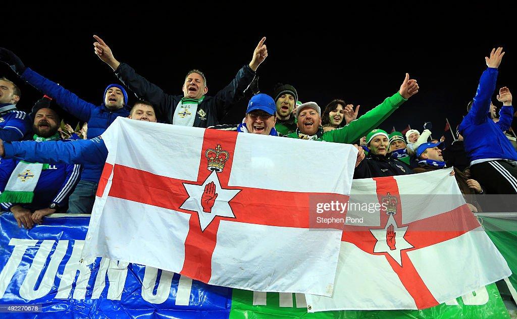 Finland v Northern Ireland - UEFA EURO 2016 Qualifier : News Photo