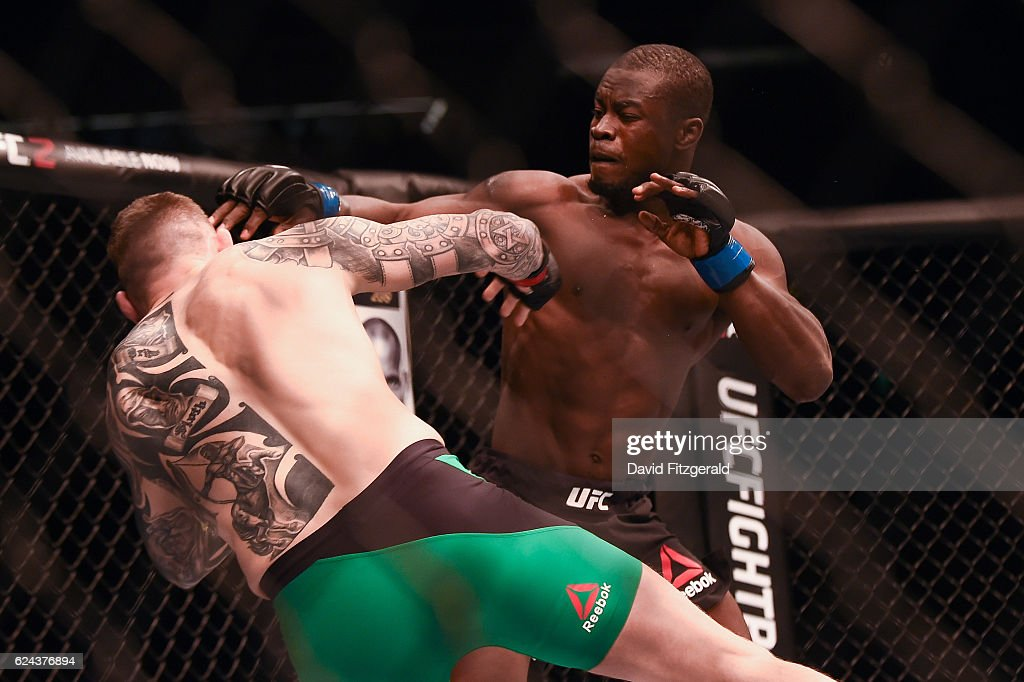 UFC Fight Night 99 : News Photo