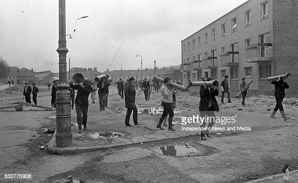 1969 Northern Ireland riots