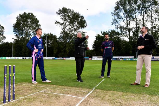 GBR: CIYMS v YMCA - All-Ireland T20 European Cricket League Play-Off
