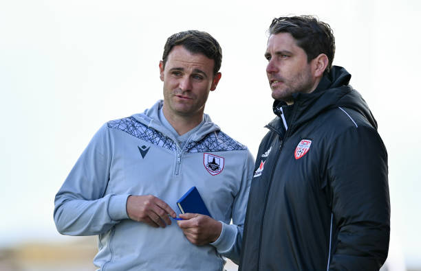 GBR: Derry City v Longford Town - SSE Airtricity League Premier Division