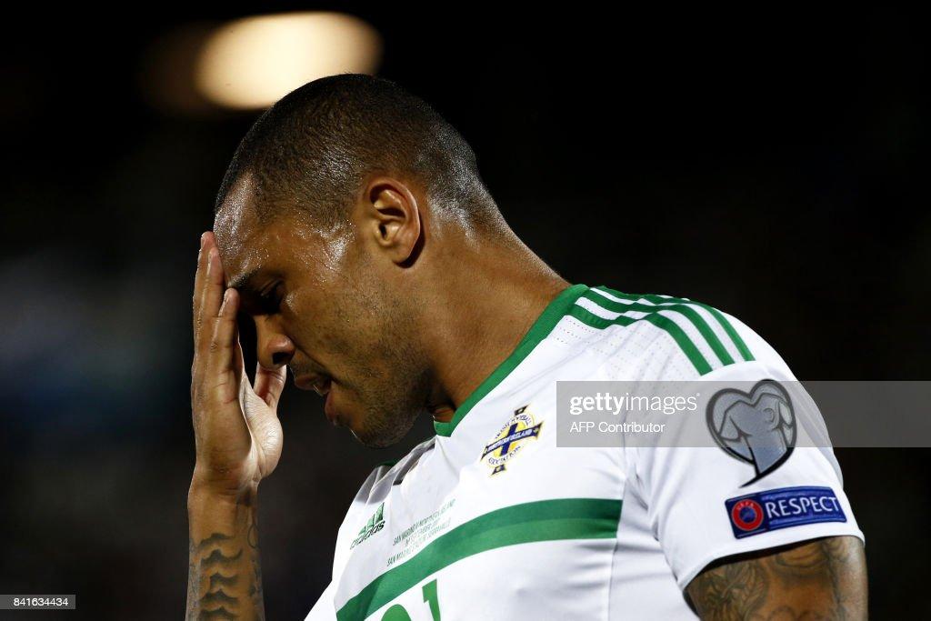 San Marino v Northern Ireland - FIFA 2018 World Cup Qualifier