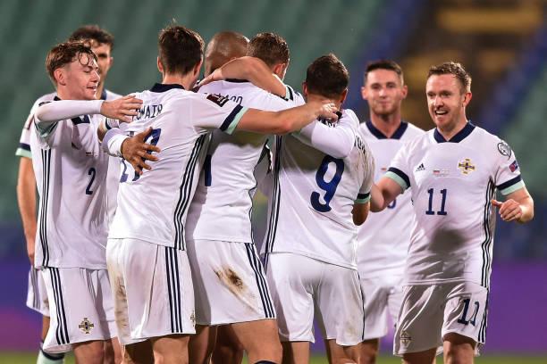 UNS: Bulgaria v Northern Ireland - 2022 FIFA World Cup Qualifier