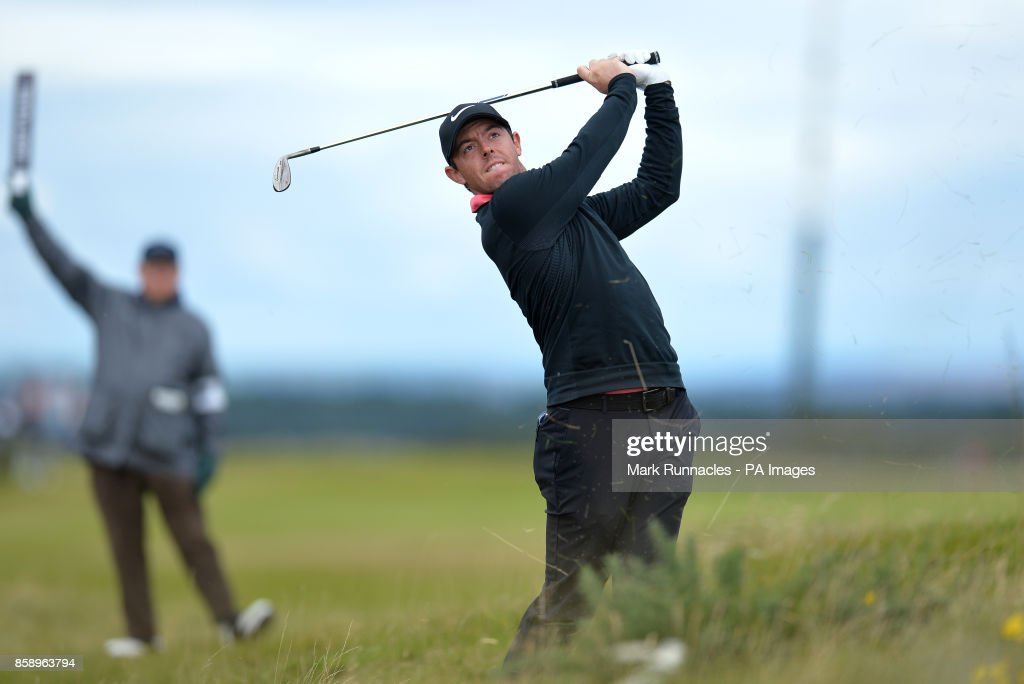 Alfred Dunhill Links Championship - Day Four - St Andrews : News Photo
