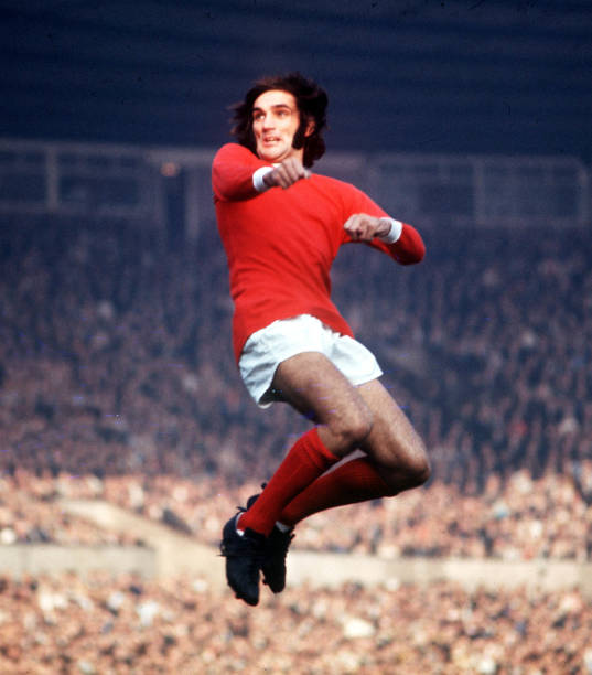 GBR: 22nd May 1946 - 75 Years Since The Birth Of Footballer George Best