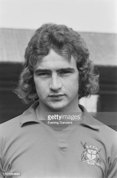 Northern Irish footballer Martin O'Neill of Nottingham Forest FC, a League Division 2 team at the start of the 1973-74 football season, UK, 1st...
