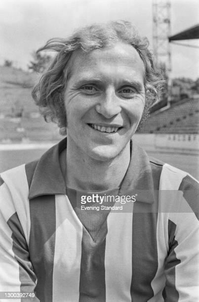 Northern Irish footballer Roy Coyle of Sheffield Wednesday FC, UK, 25th July 1972.