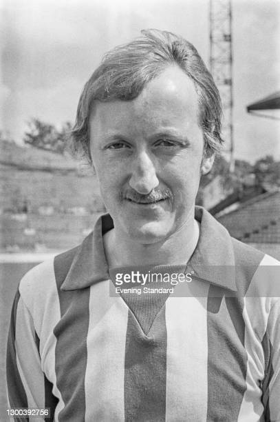 Northern Irish footballer Sammy Todd of Sheffield Wednesday FC, UK, 25th July 1972.