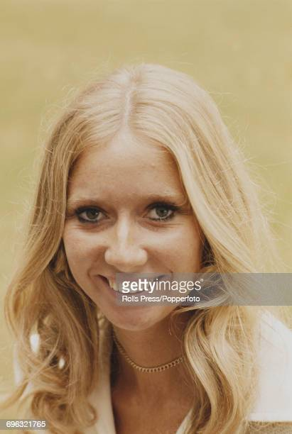 Northern Irish singer Clodagh Rodgers the United Kingdom's chosen entry in the 1971 Eurovision Song Contest posed in London on 30th July 1970 Clodagh...