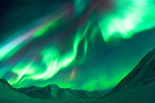 Northern Lights in Alaska - gettyimageskorea