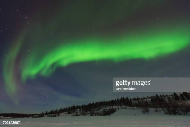 Northern Lights, Yellowknife, Northwest Territories, Canada