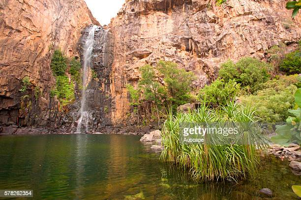 Northern Rockhole and the Edith River Jatbula Trail Nitmiluk National Park Katherine Northern Territory Australia