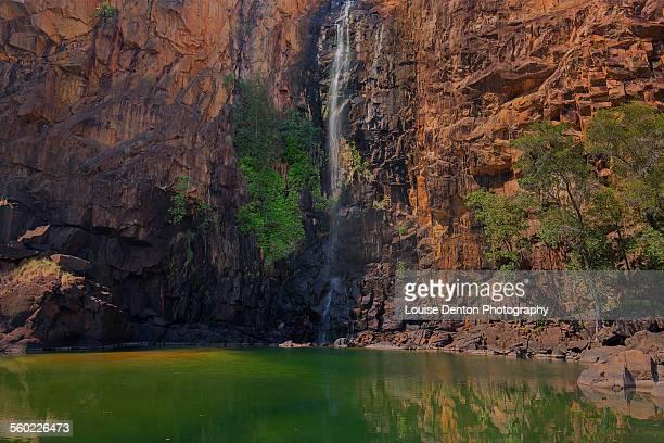 northern rockhole - nitmiluk national park - アーネム ストックフォトと画像