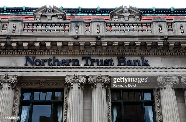 Northern Trust Bank on September 20 2014 in Milwaukee Wisconsin