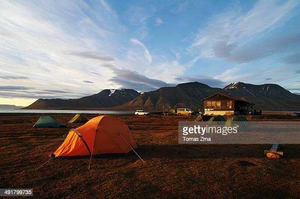 CONTENT] Northernmost permanent settlement in the world Longyearbyen Spitsbergen Svalbard