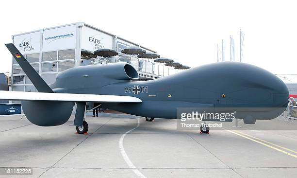 Northrop Grumman RQ4 Global Hawk Drone of the German Air Force