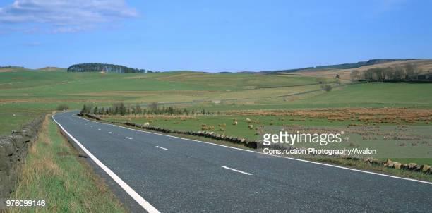 A68 Northumberland United Kingdom