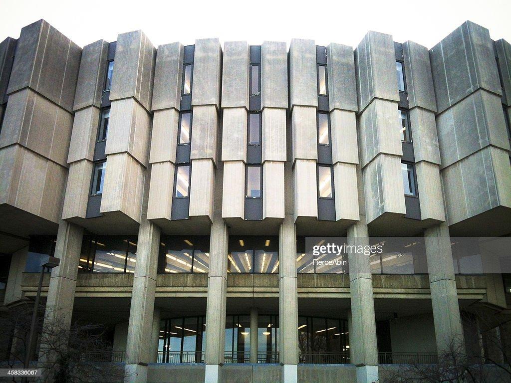 Northwestern University Library : Stock Photo