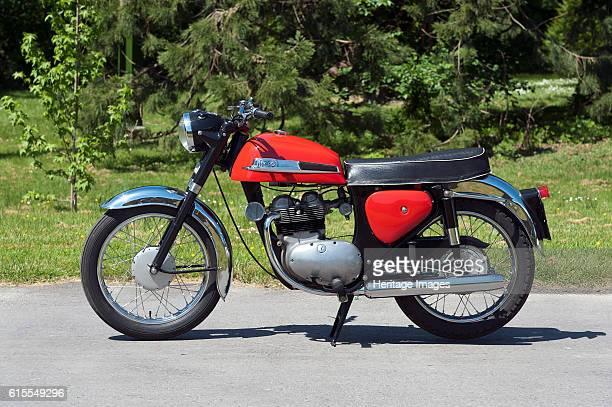 Norton Jubilee 250cc Artist Unknown