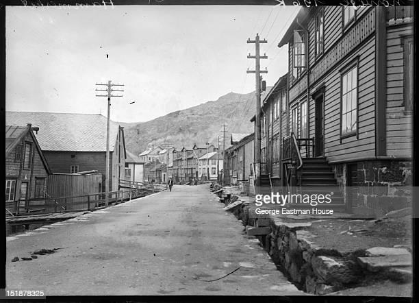 Norvege Hammerfest, between 1900 and 1919.