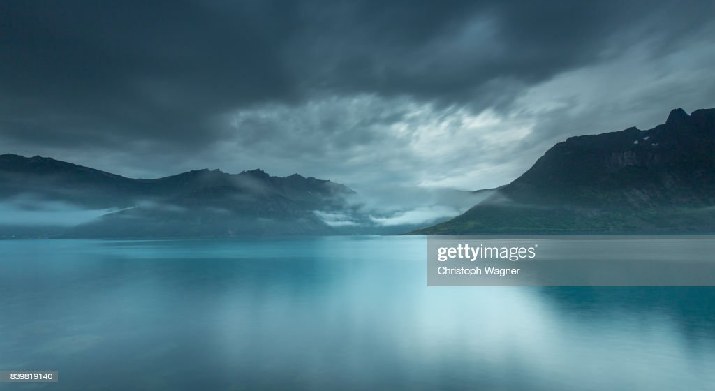 Norway and Lofoten : Stock Photo