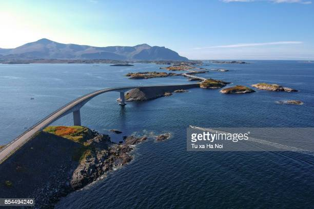 Norway Atlantic Ocean Road