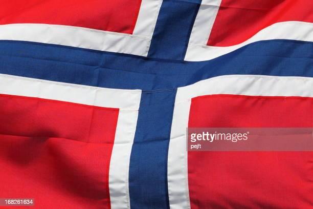 Norway flag full frame