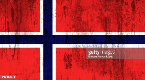 norway flag - modern rock stock pictures, royalty-free photos & images