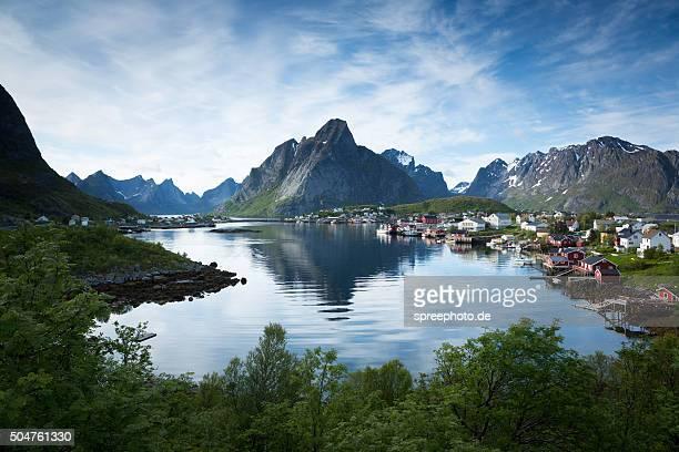 Norway Lofoten Reine