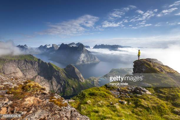 norway - awe stock pictures, royalty-free photos & images