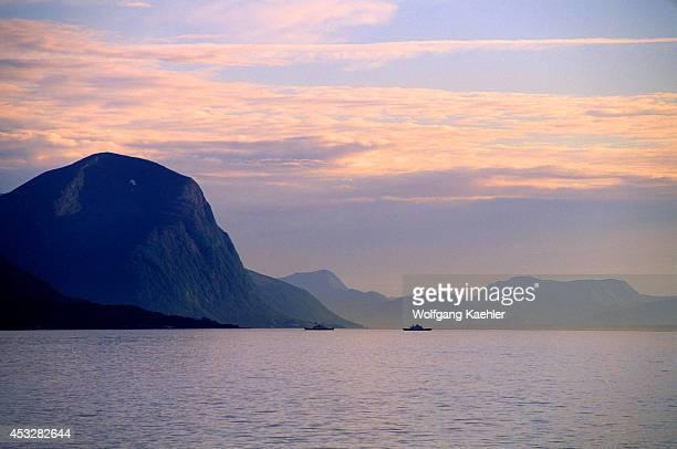 Norway Storfjord Ferries