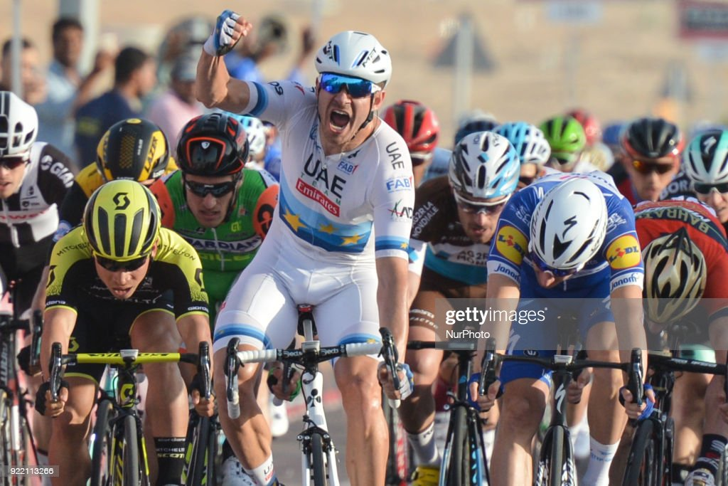 Abu Dhabi Tour 2018 - Stage 1 : ニュース写真