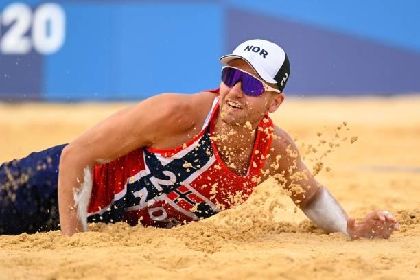 JPN: Beach Volleyball - Olympics: Day 12