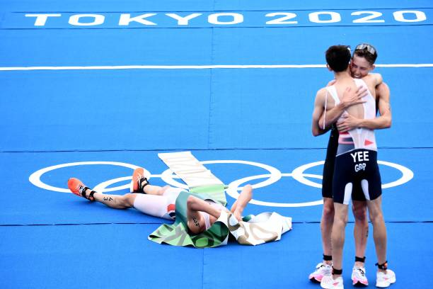 JPN: Triathlon - Olympics: Day 4