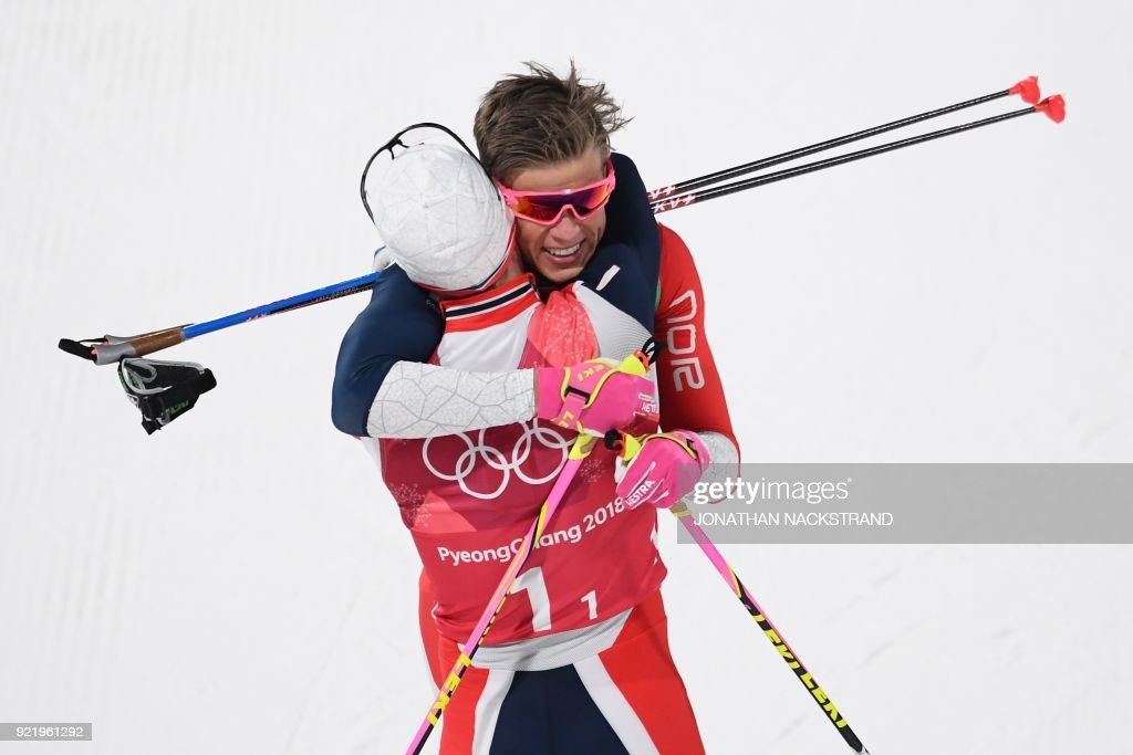 CCOUNTRY-OLY-2018-PYEONGCHANG : News Photo