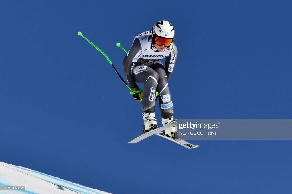 CHE: Audi FIS Alpine Ski World Cup - Women's Alpin Combined