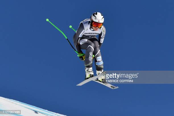 CHE: Audi FIS Alpine Ski World Cup - Women's Alpin Combined