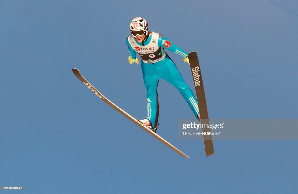 SKI-FIS-JUMPING-NORWAY : News Photo