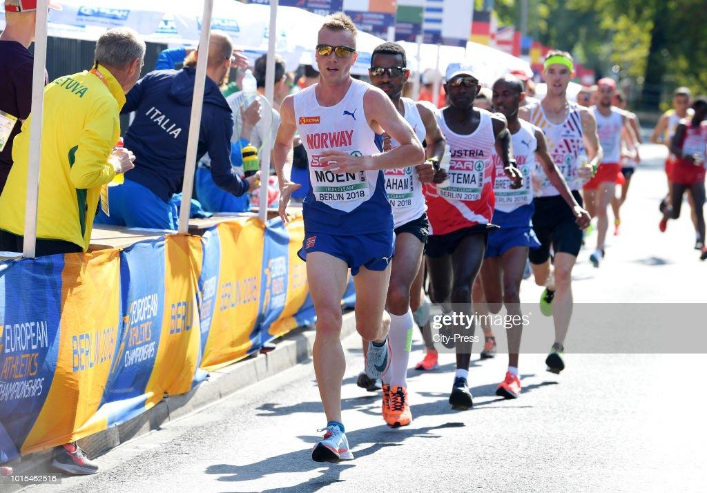 European Athletics Championships Berlin 2018 - Day 6 : News Photo