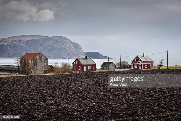 Norwegian coastal scenery