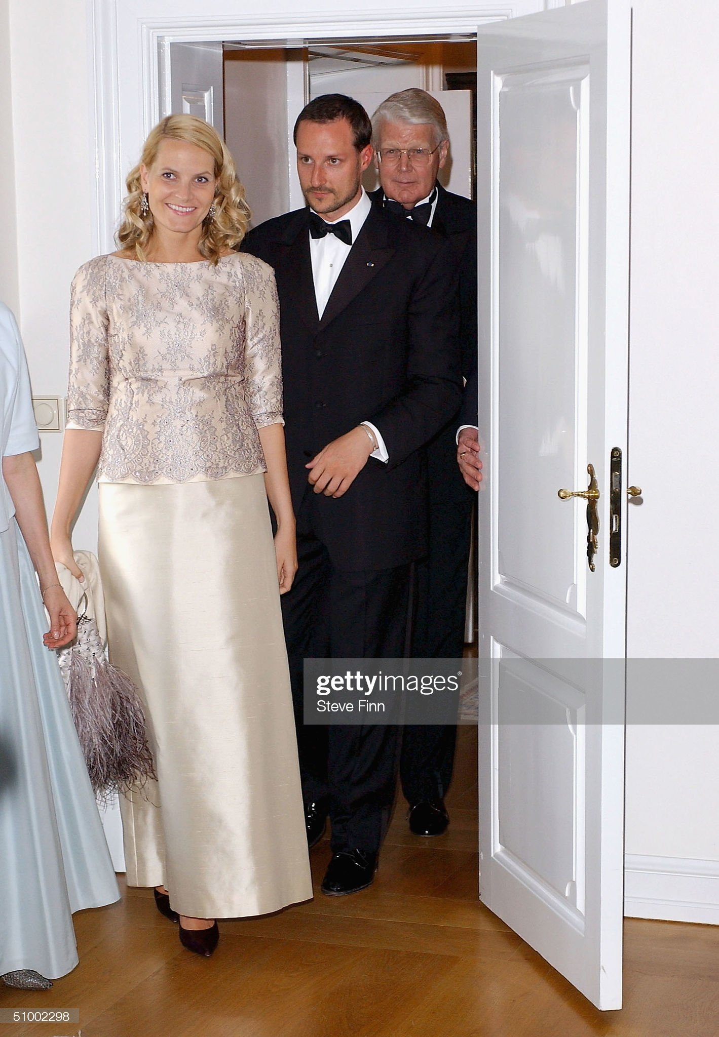 Norwegian Crown Prince And Princess In Iceland : News Photo