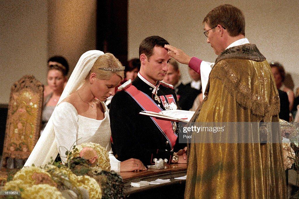 Royal Wedding In Norway : News Photo