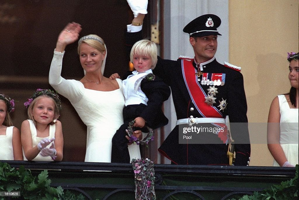 Royal Wedding In Norway : News Photo