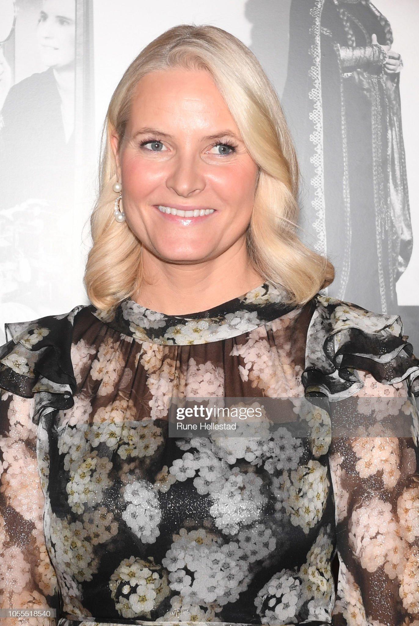 Crown Princess Mette Marit Presents The Nordic Council Literature Prize 2018 : News Photo