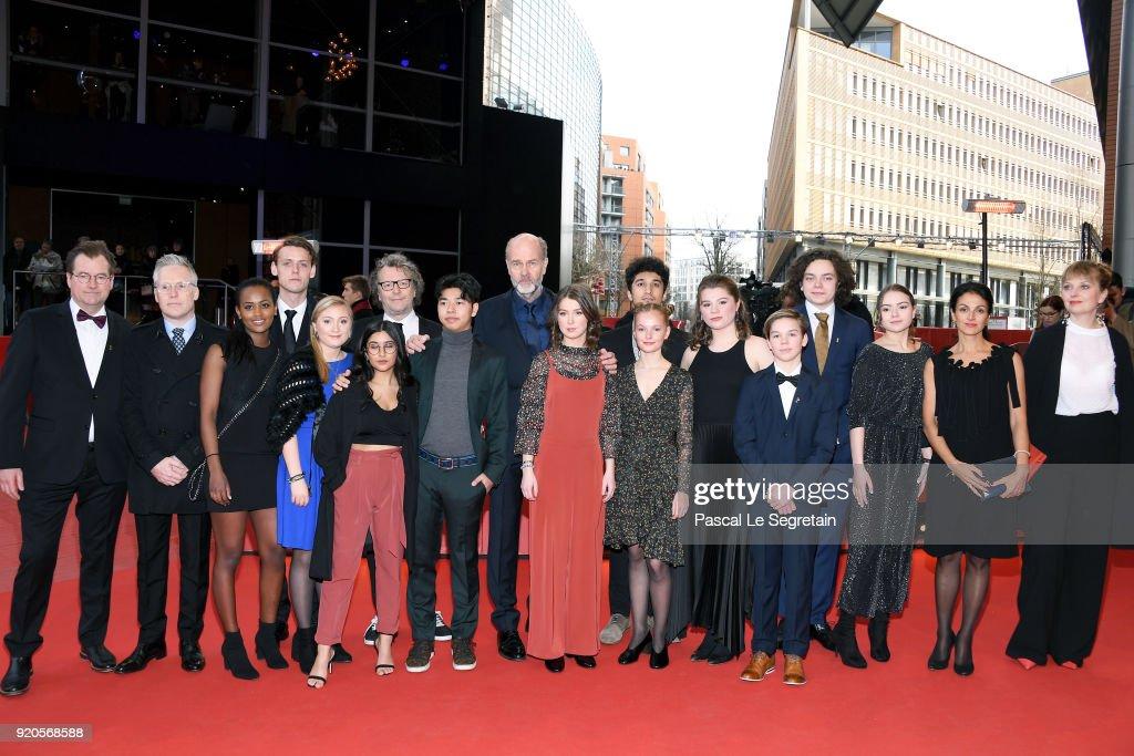 'U - July 22' Premiere - 68th Berlinale International Film Festival