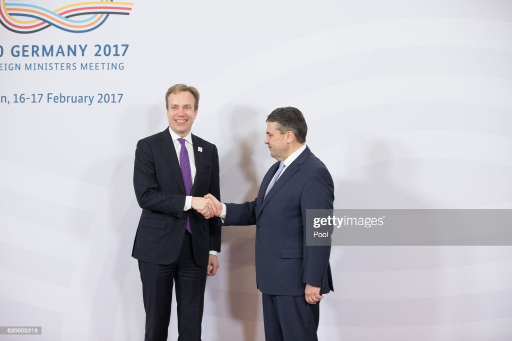 G20 Foreign Ministers Meet In Bonn