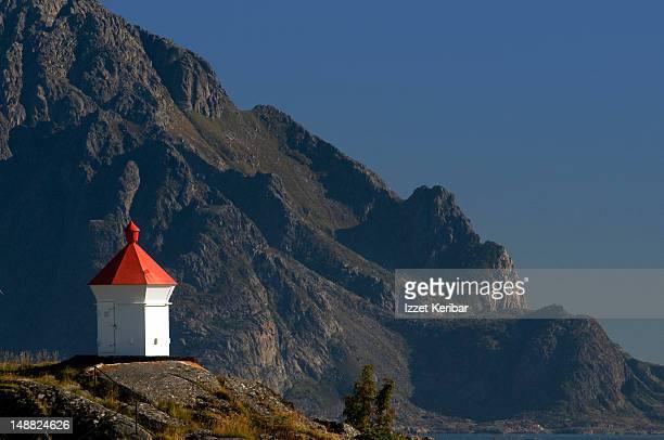 Norwegian lighthouse.