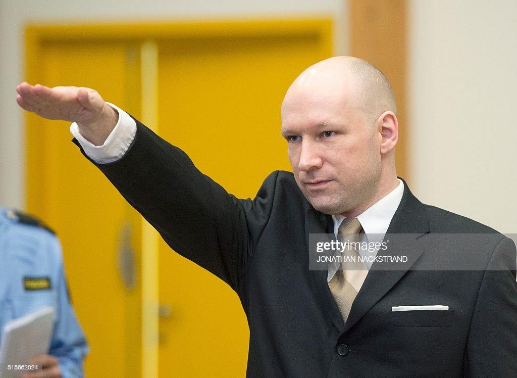 NORWAY-BREIVIK-CRIME-ATTACKS : News Photo